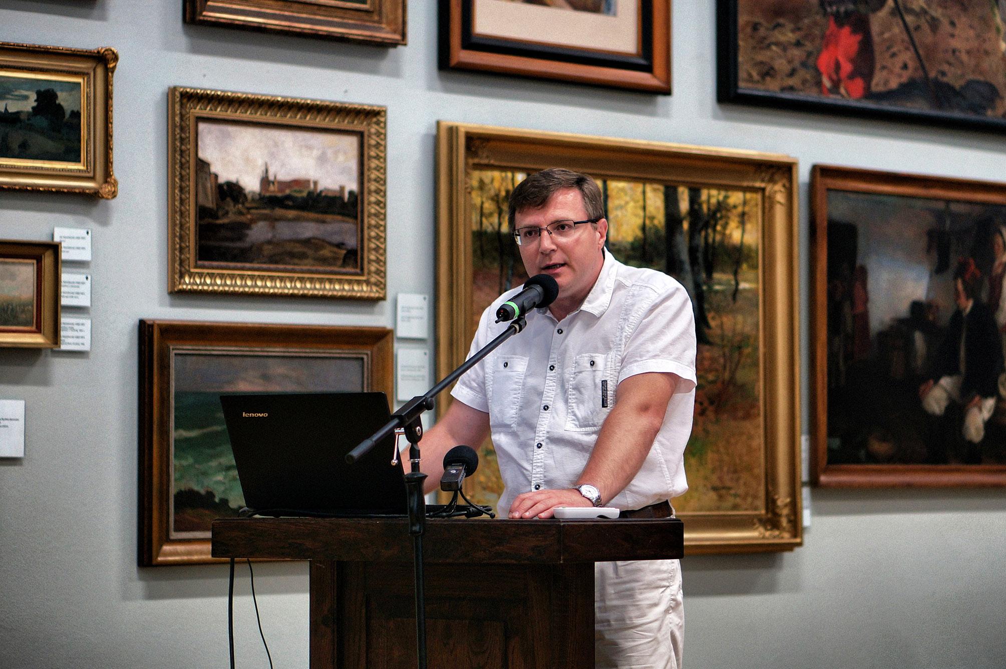 Wykład głosi dr hab. Jerzy Grzybowski