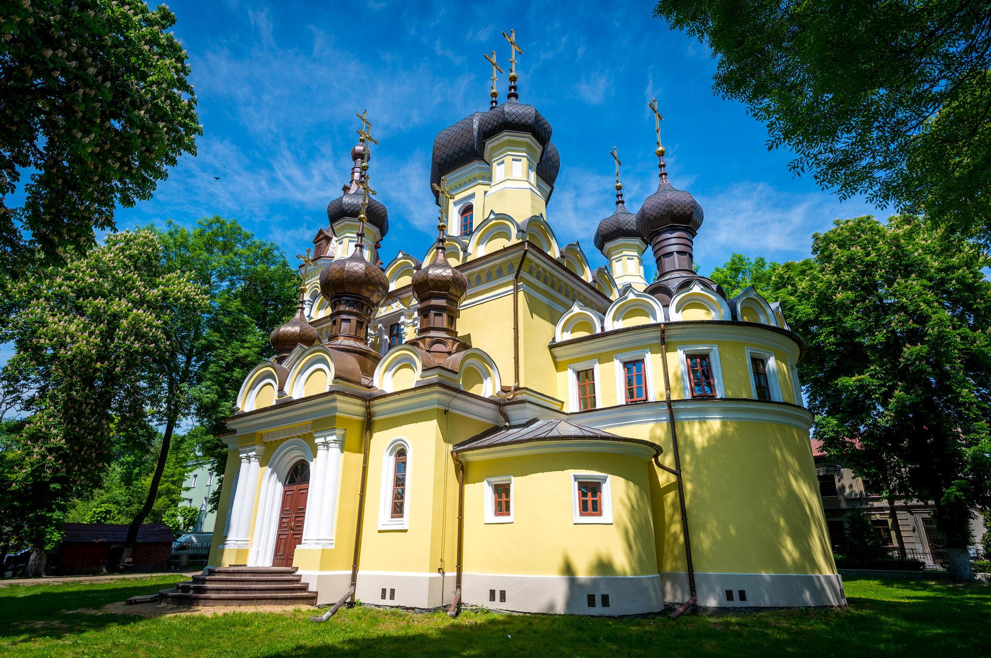 Cerkiew Zaśnięcia Najświętszej Marii Panny w Hrubieszowie