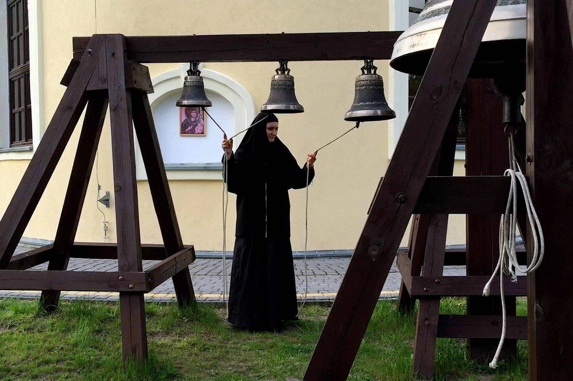 Siostra Eufalia z Monasteru w Turkowicach