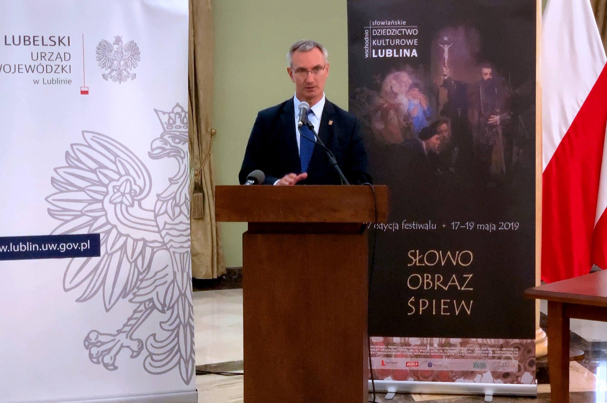 Dyrektor Zdzisław Niedbała z UM Lublin