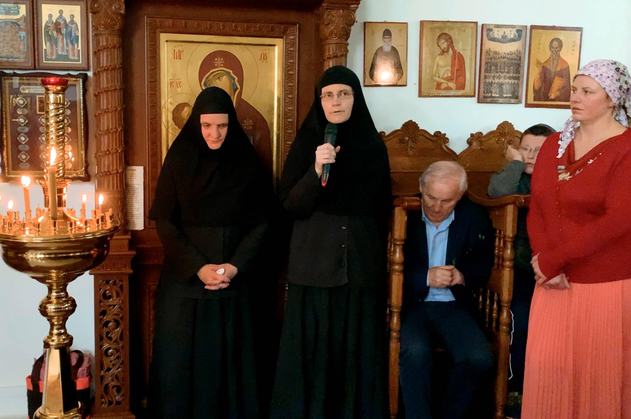 Monasterska praktyka ikonograficzna