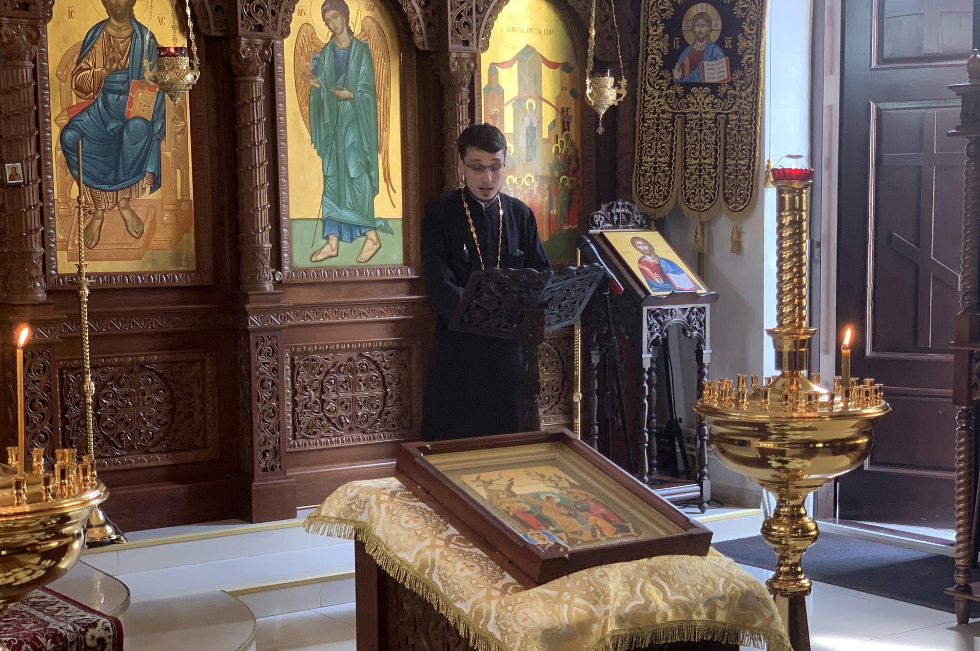 Wykład w turkowickim monasterze głosi ks. Korneliusz Wilkiel