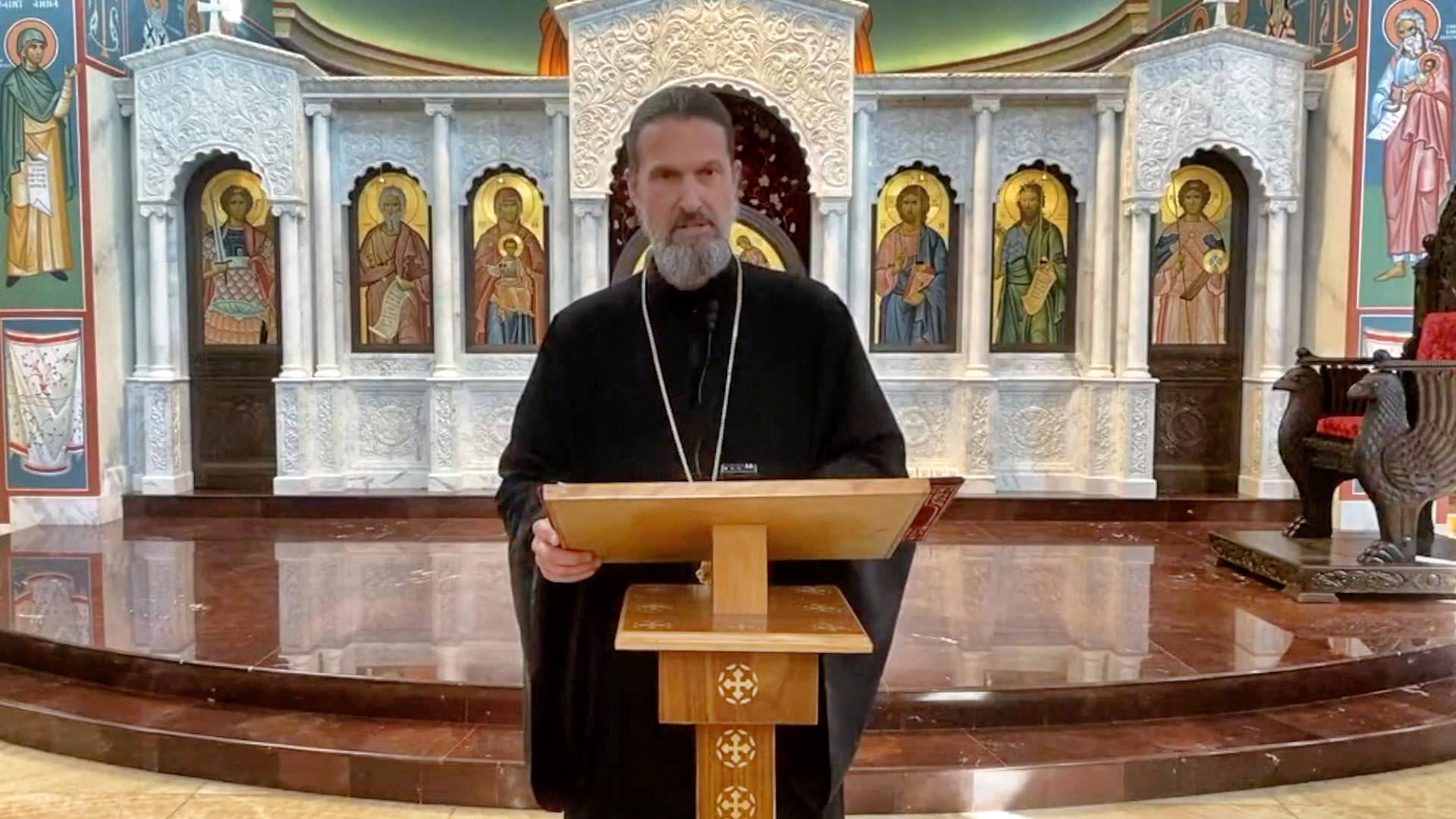 HOME_2020 Fr. Josiah Trenham