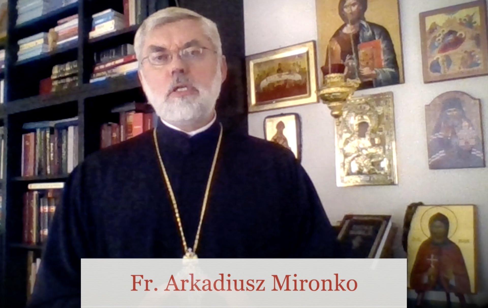Fr Arkadiusz Mironko
